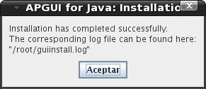 3-SAPGUI for Java: Installation